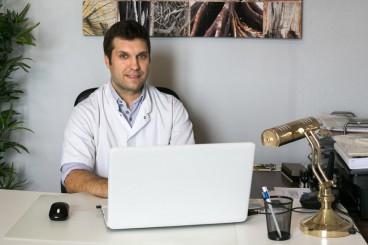 Julien Coquery ostéopathe Mérignac ostéopathie Vayres